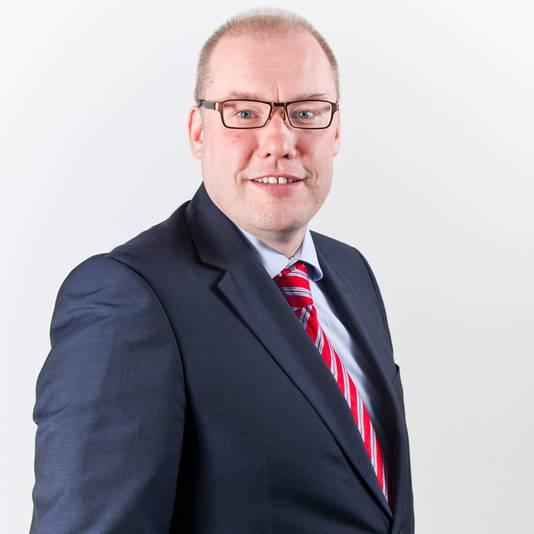 Patrick Potgraven nieuwe programmamanager smart shipping