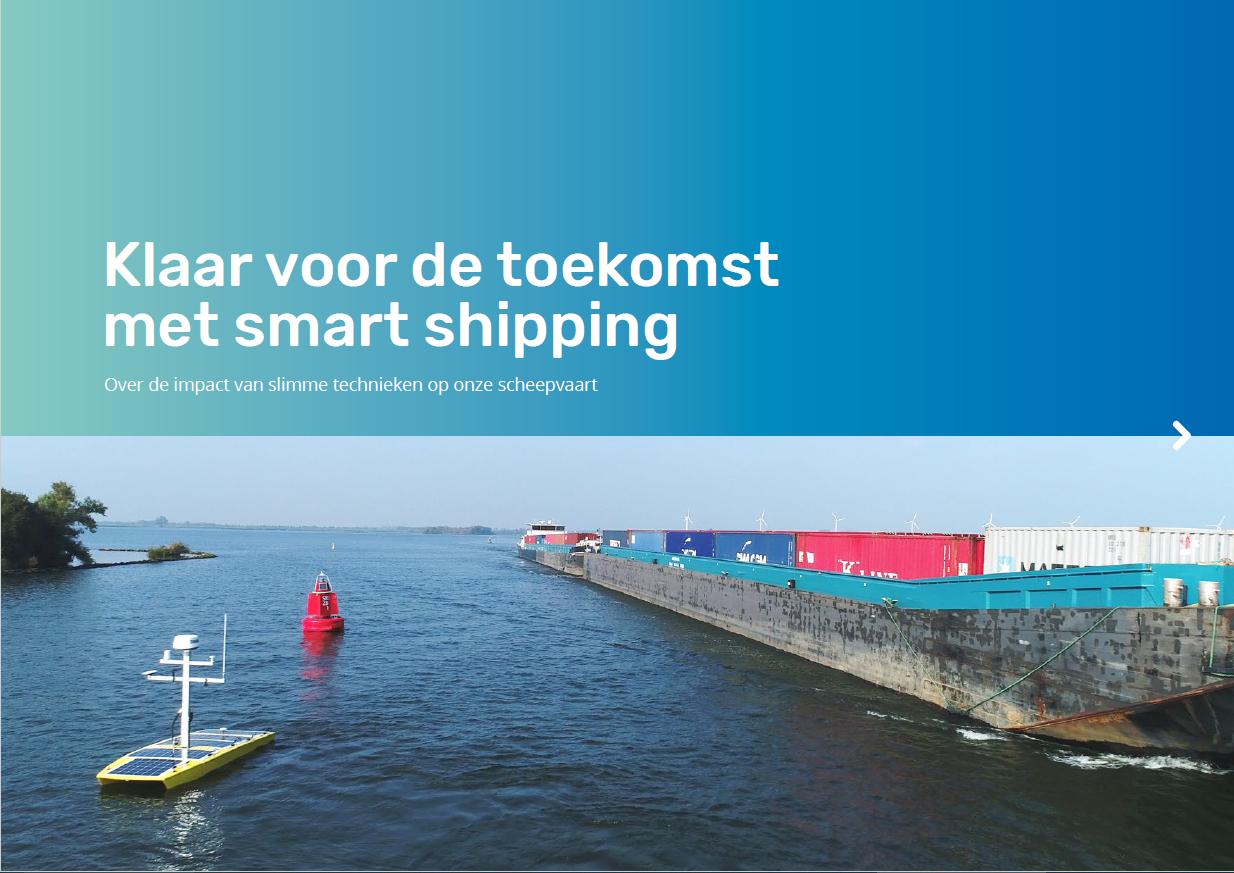Smart shipping in de toekomst: ben jij er klaar voor?