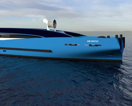 Nieuw opleidingsschip STC biedt kansen voor slimme scheepvaart