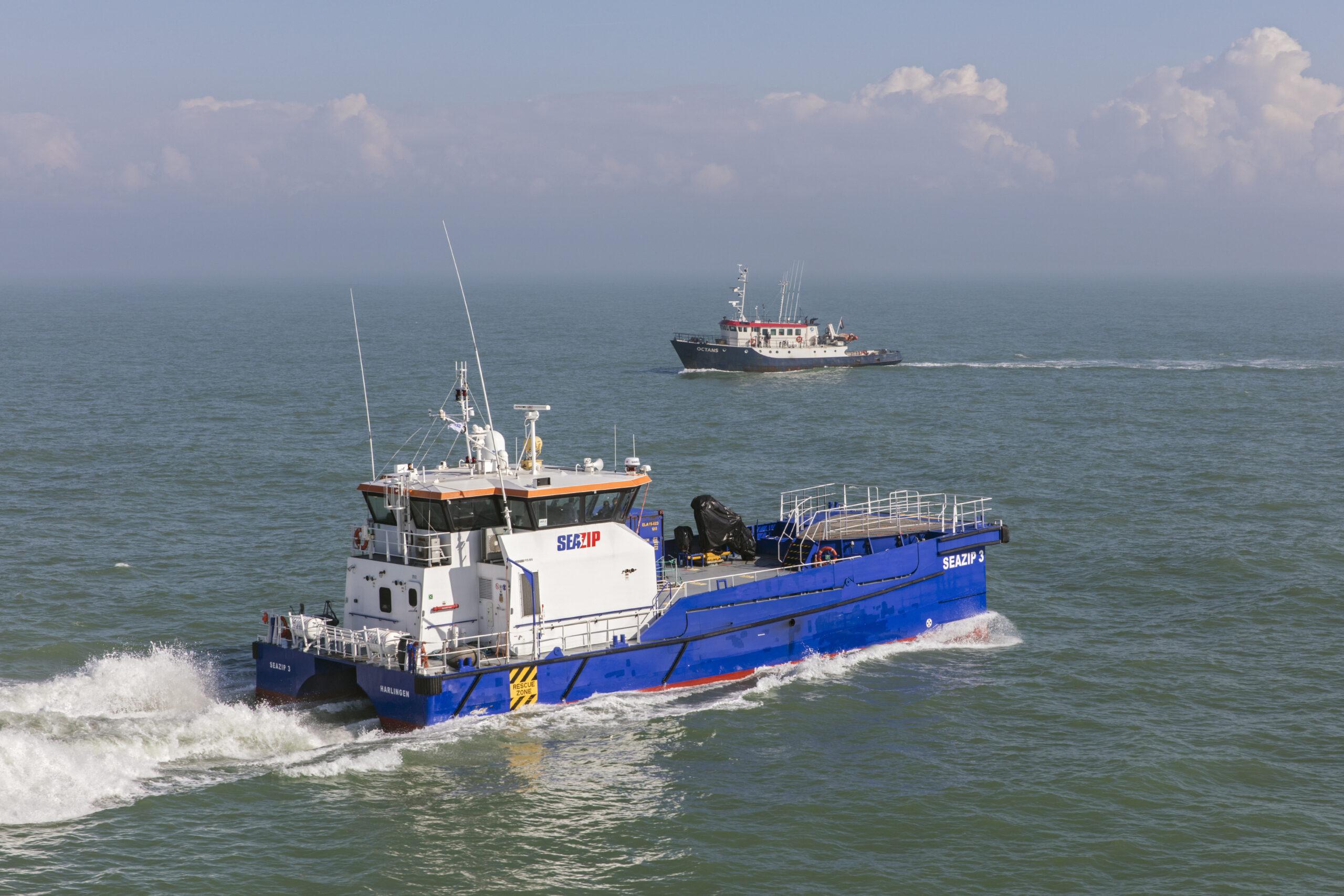 Smart shipping experimenten op de Nederlandse vaarwegen