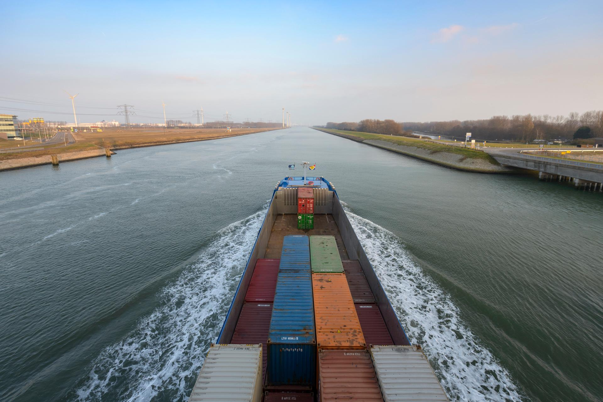 Smart shipping: volop ontwikkelingen in Europa