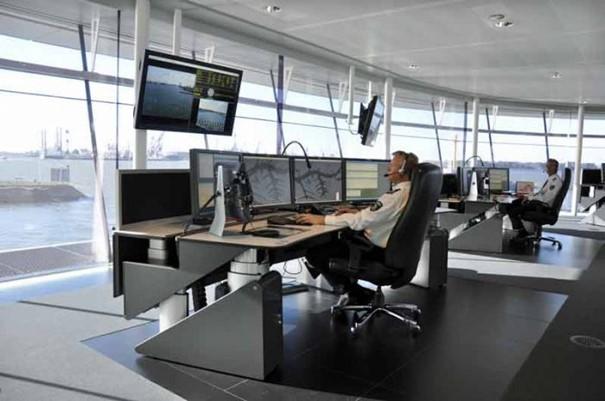 De havenmeester van de toekomst: interview Harmen van Dorsser