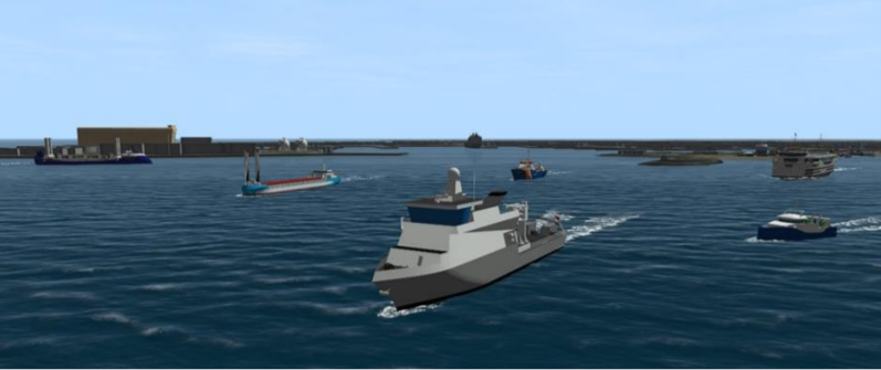 Op weg naar een emissieloze maritieme sector