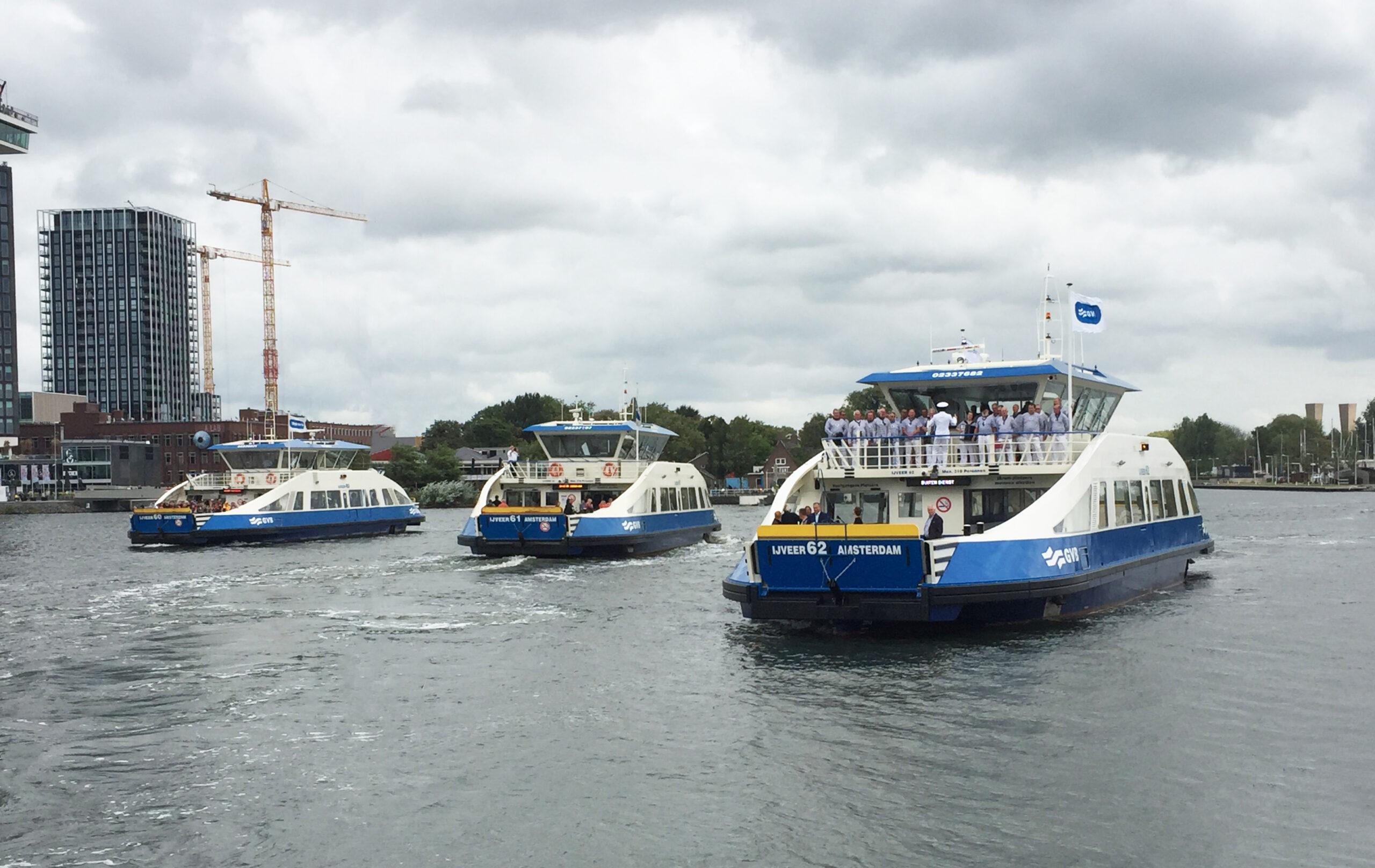 Het MIIP Navis onderzoekt de stapsgewijze introductie van autonome veerponten op Nederlandse binnenwateren