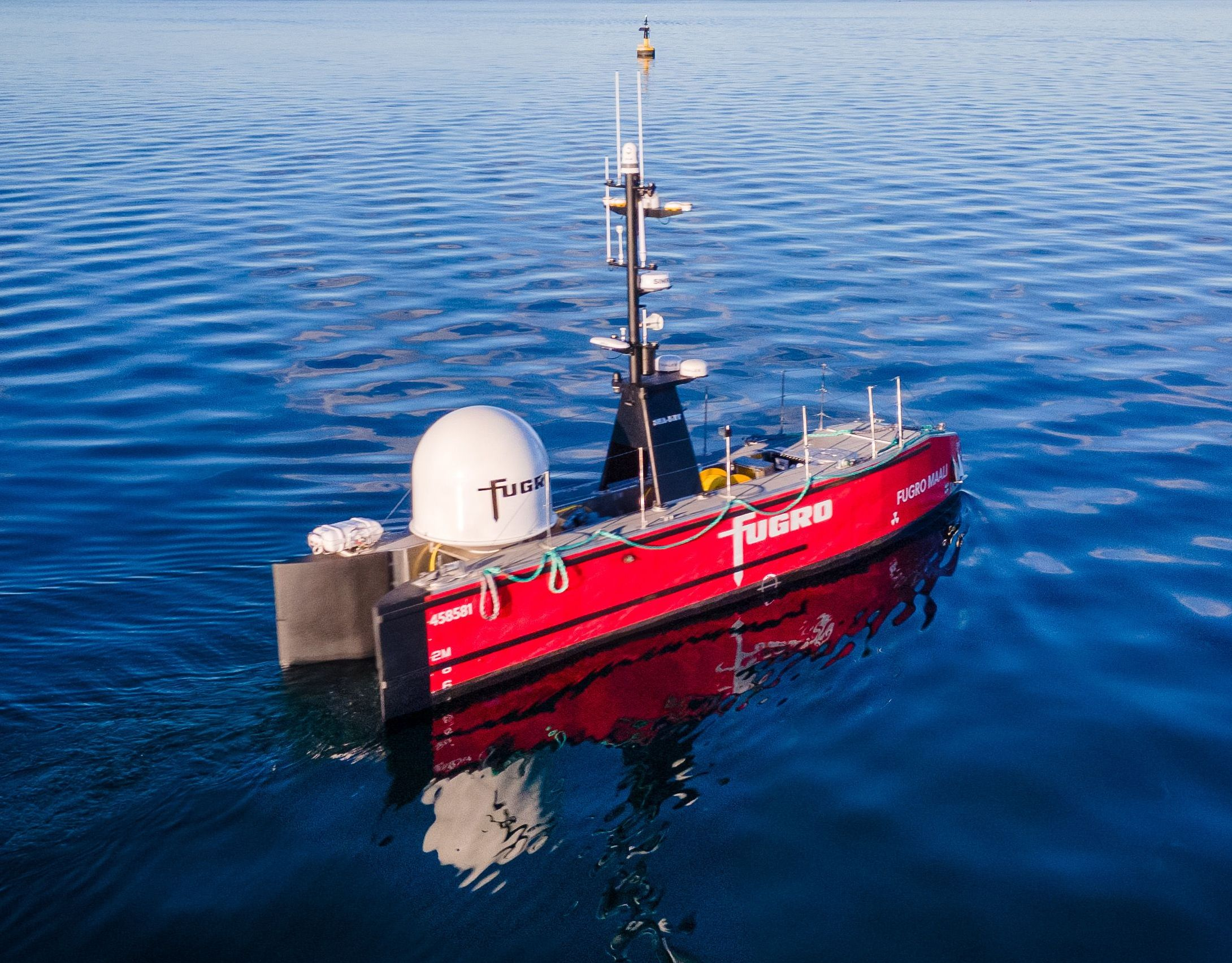 Network partner in the spotlight: Fugro