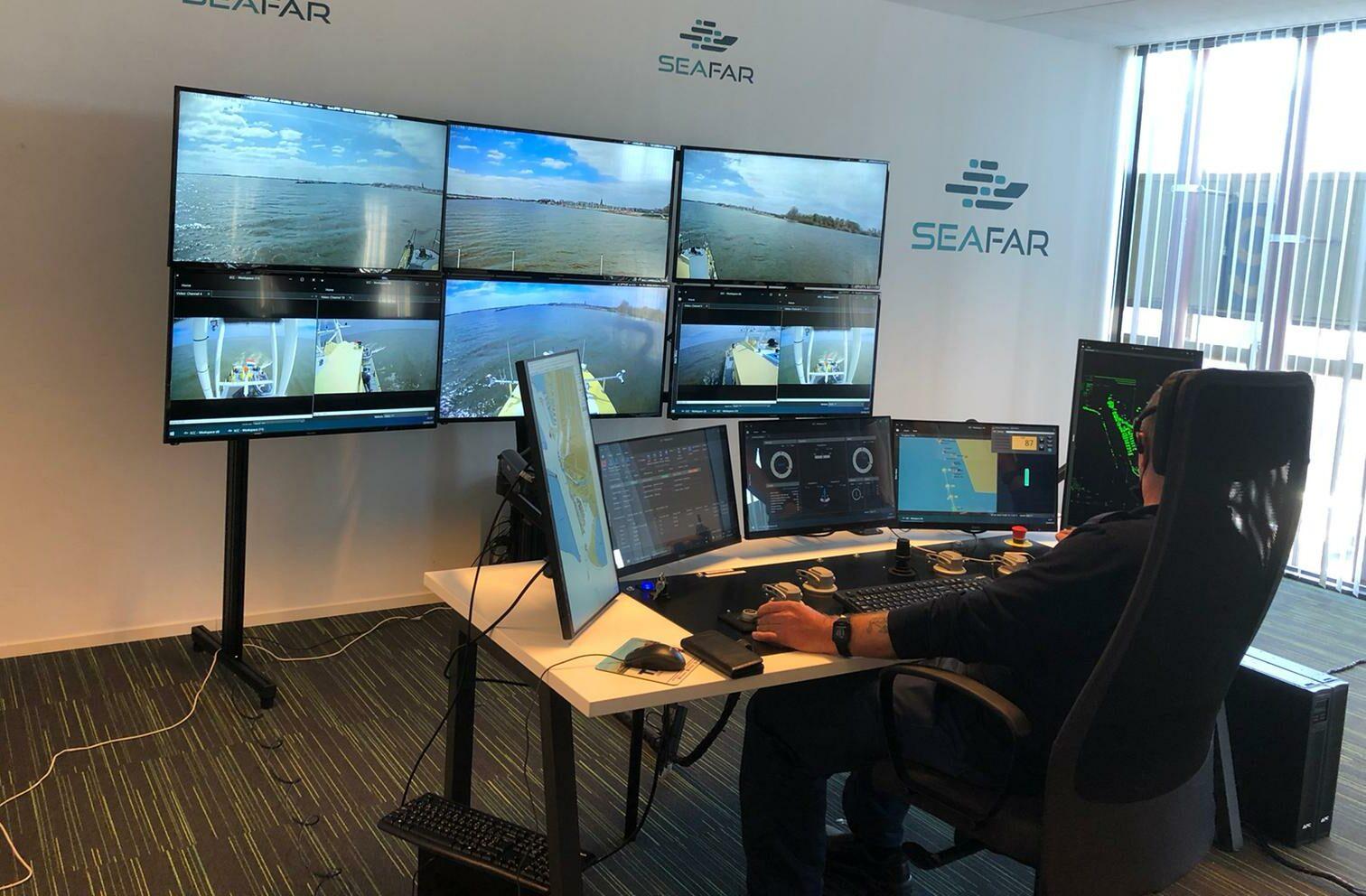 IJsselmeer demo Seafar succesvol verlopen