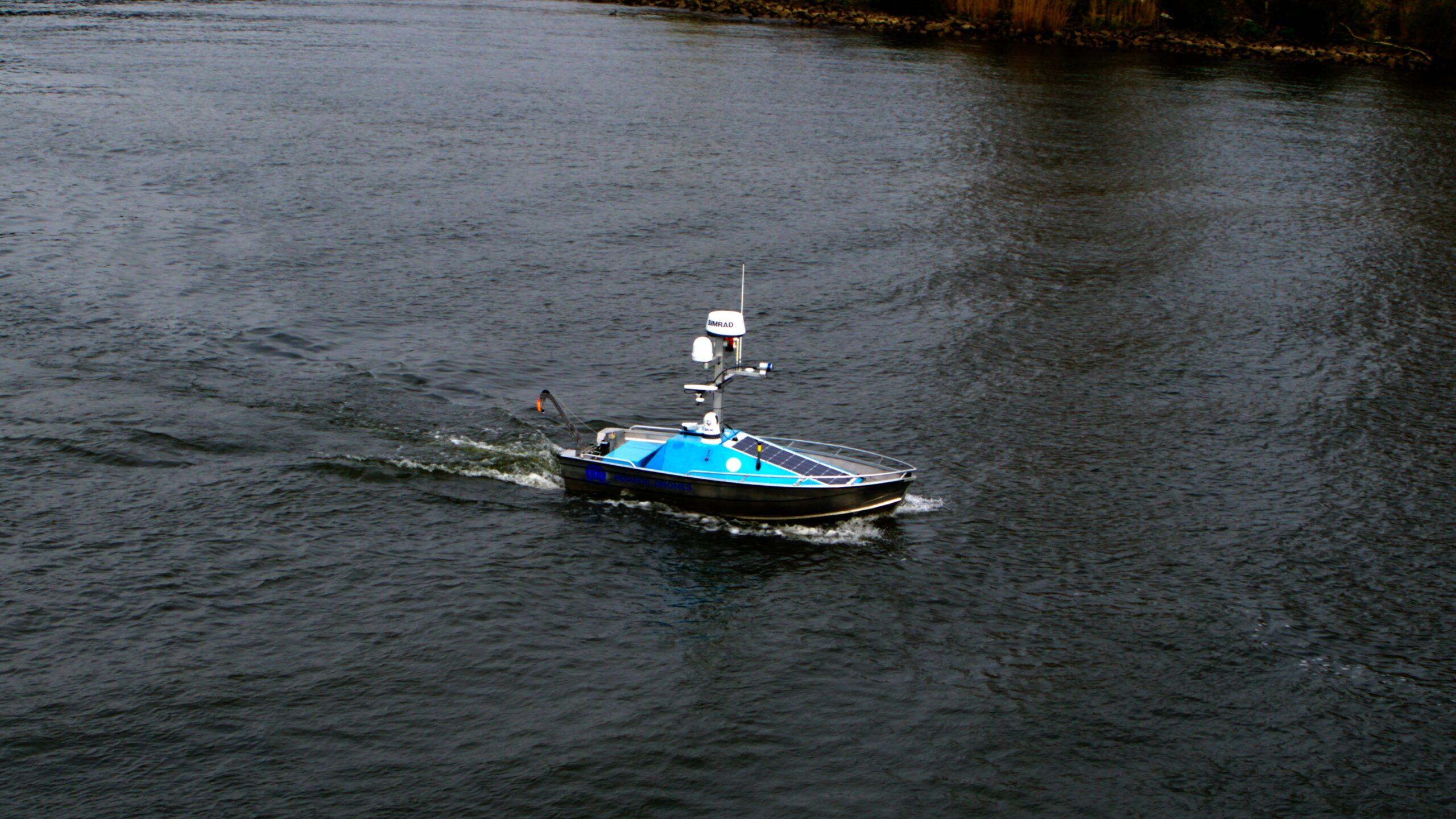 Netwerkpartner in de spotlight: Aquatic Drones