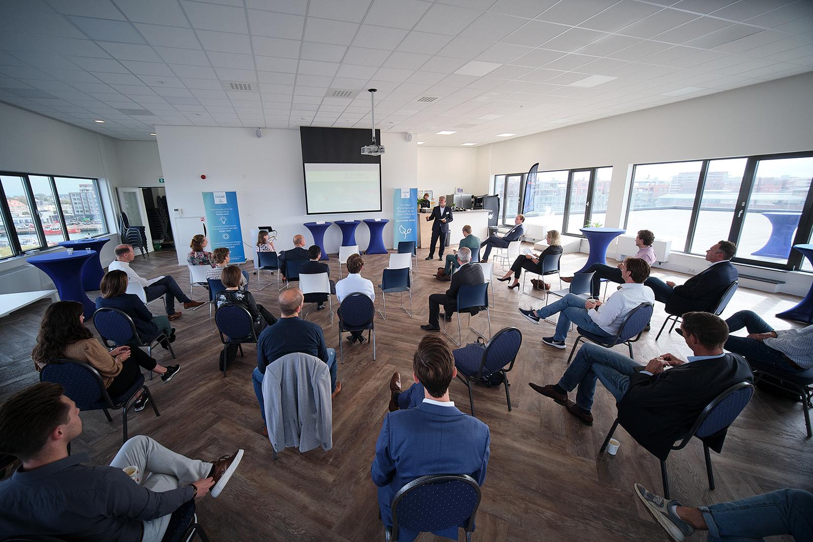 Nederlands Forum Smart Shipping viert 1-jarig jubileum met partners